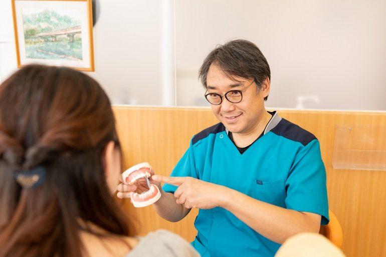 歯の保存治療