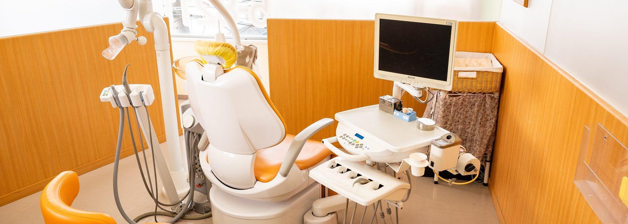 ユニット|ひらた歯科クリニック